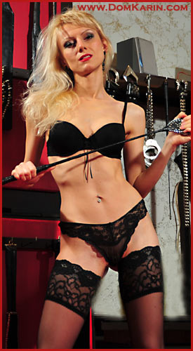 mistress used lingerie